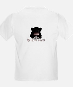 Sith Cow Kids T-Shirt
