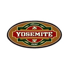 Yosemite Old Label Patches