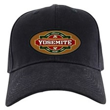 Yosemite Old Label Baseball Hat