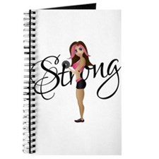 Strong Fit Girl Journal