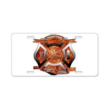 FD Seal.png Aluminum License Plate