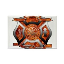 FD Seal.png Rectangle Magnet (100 pack)