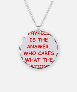 PHYSICS Necklace