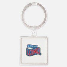 The Incredible Leonel Keychains