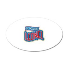 The Incredible Leonel Wall Decal