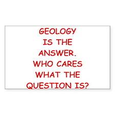 geology Decal