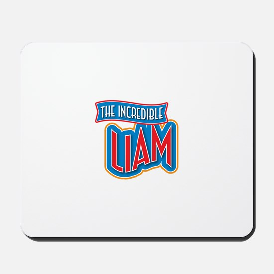The Incredible Liam Mousepad