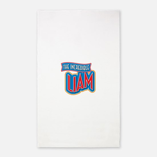 The Incredible Liam 3'x5' Area Rug