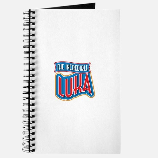The Incredible Luka Journal
