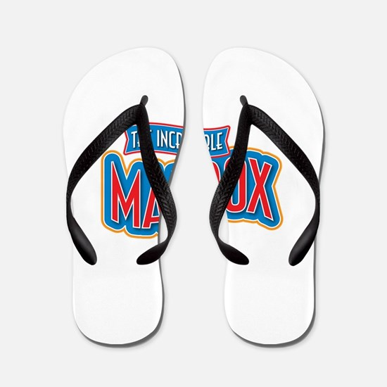 The Incredible Maddox Flip Flops