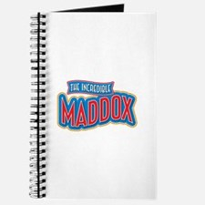 The Incredible Maddox Journal