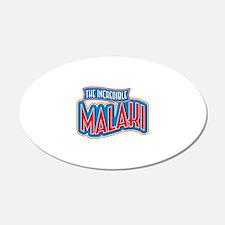 The Incredible Malaki Wall Decal