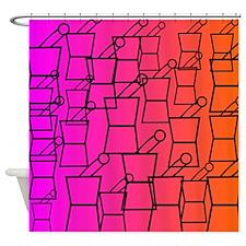 pharmacist all over BEST 1 Shower Curtain
