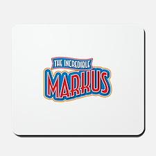 The Incredible Markus Mousepad