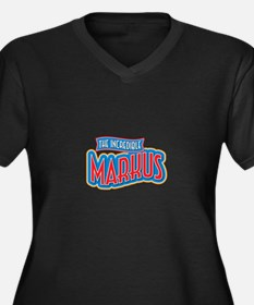 The Incredible Markus Plus Size T-Shirt