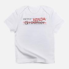 Job Ninja Groomer Infant T-Shirt