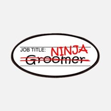 Job Ninja Groomer Patches