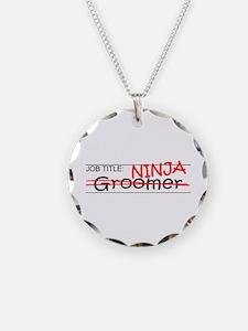 Job Ninja Groomer Necklace