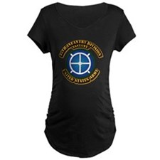 Army - 35th INF - Div - SSI T-Shirt