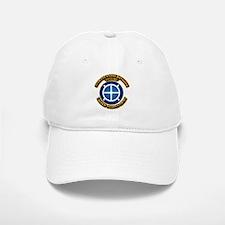 Army - 35th INF - Div - SSI Baseball Baseball Cap