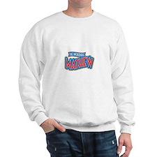 The Incredible Mathew Sweatshirt
