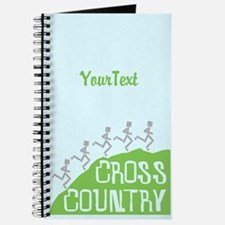 CUSTOMIZE Cross Country Runners Journal
