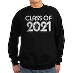 Class of 2021 Grad Sweatshirt (dark)