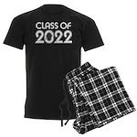 Class of 2022 Grad Men's Dark Pajamas