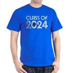 Class of 2024 Grad Dark T-Shirt