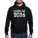 Class of 2026 Grad Hoodie (dark)