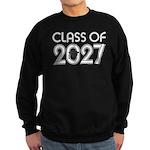 Class of 2027 Grad Sweatshirt (dark)