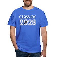 Class of 2028 Grad T-Shirt