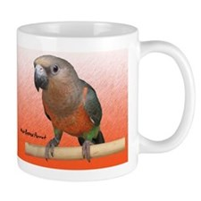 Red Bellied Parrot Mug