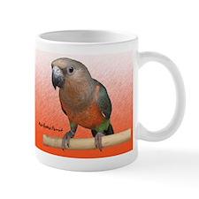 Red Bellied Parrot Mug