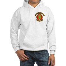 Army - 24th IN DIV - SSI Hoodie