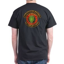 Army - 24th IN DIV - SSI T-Shirt