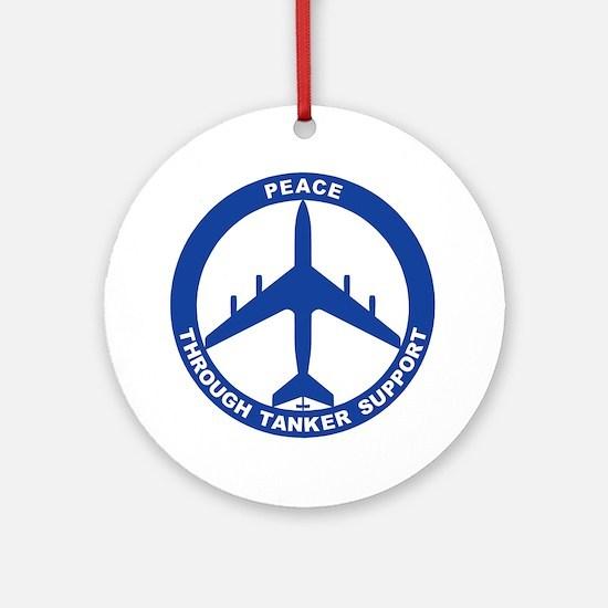 KC-135 Stratotanker Ornament (Round)