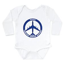KC-135 Stratotanker Long Sleeve Infant Bodysuit