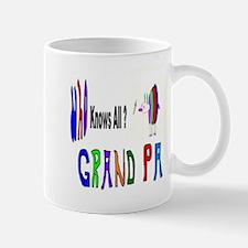 Grandpa Knows All Mug
