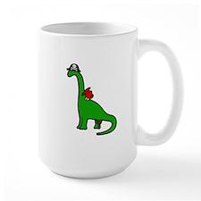 Pirate Dinosaur - Brachiosaurus Mug