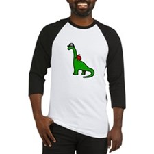 Pirate Dinosaur - Brachiosaurus Baseball Jersey