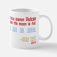 Uhura Quote Mug