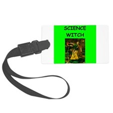 SCIENCE Luggage Tag