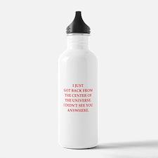 universe Water Bottle