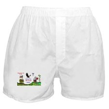 Family 4th July Boxer Shorts