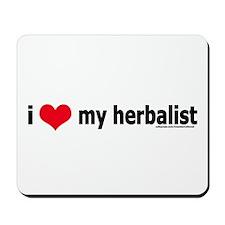 Herbalist Mousepad