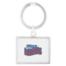 The Incredible Mathias Keychains