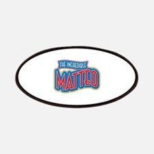 The Incredible Matteo Patches