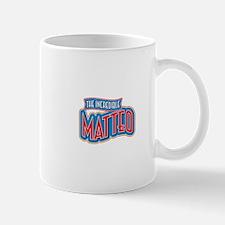 The Incredible Matteo Mug