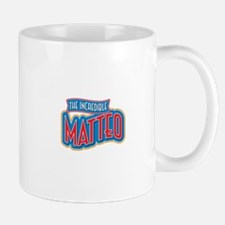The Incredible Matteo Small Small Mug